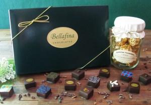 Bellafina Chocolates Artisan Truffles