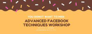 Advanced Facebook Techniques