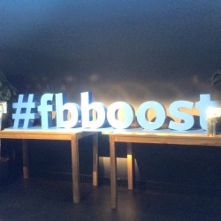 #FBBoost Hashtag, event held in Nashville, TN