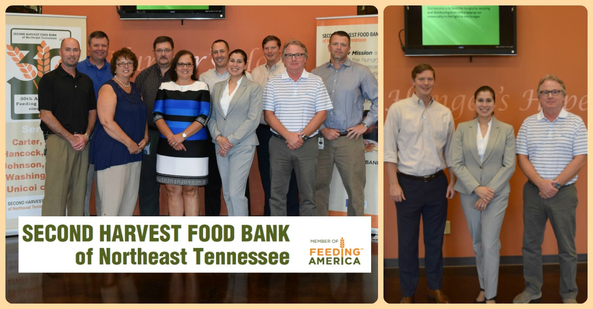 Valentina Gonzalez of Beyond Engagement joining Board of Directors for Second Harvest Food Bank of Northeast Tennessee as the first Hispanic member