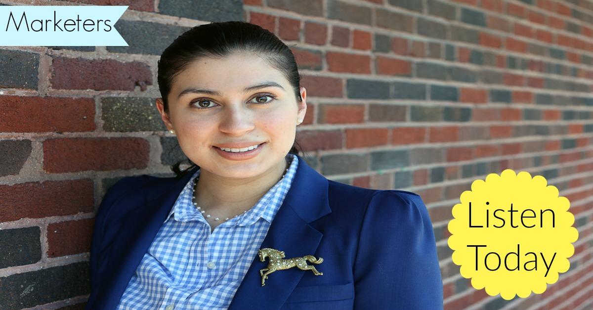 Big Heart, Small Budget: Social Media for Nonprofits and Small Businesses: M. Valentina Escobar-Gonzalez on Marketing Smarts