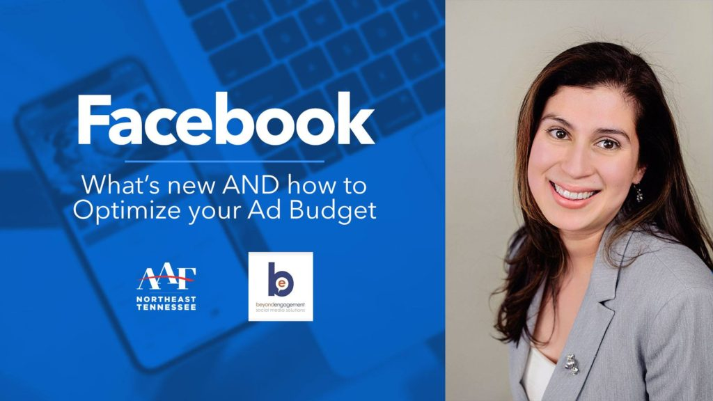 Click Image to be taken to video of this presentation to the local Ad Club about Facebook