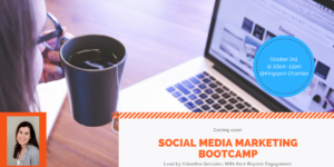 Social Media Bootcamp: Facebook & Instagram