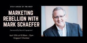 Stay Ahead of the Next Marketing Rebellion with Mark Schaefer