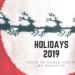 Upcoming Holiday Nudge for 2019. You know you need the reminder!