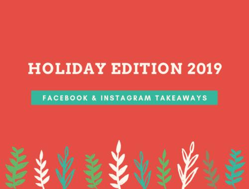 Holidays Trends 2019