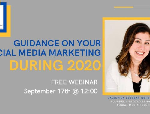 Guidance on Your Social Media Marketing During 2020